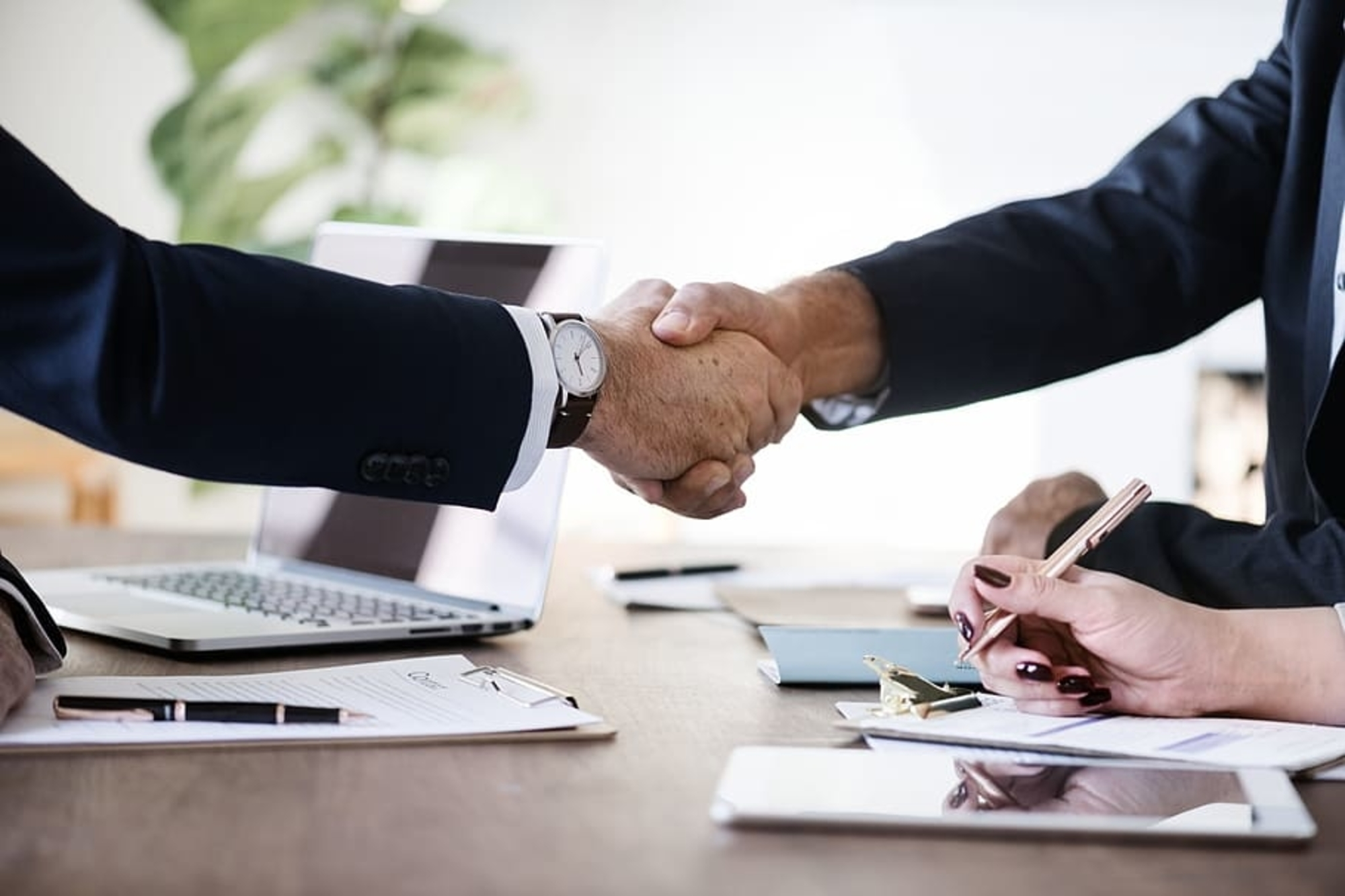 business-agreement